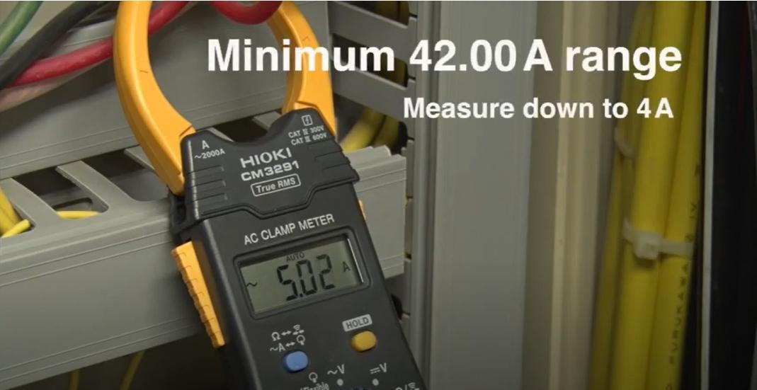 Ampe kìm AC Hioki CM3281