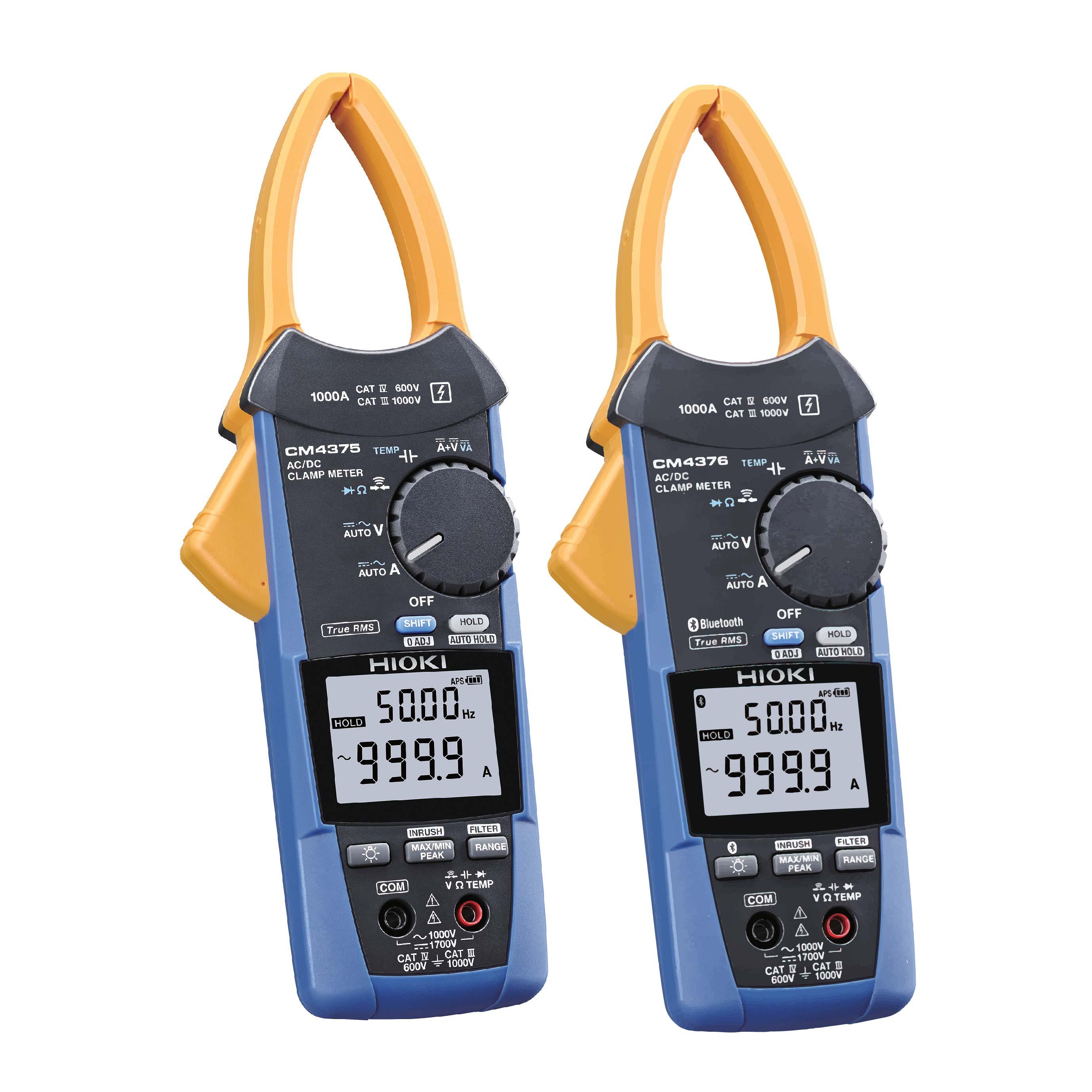 Ampe kìm đo AC/DC Hioki CM4376