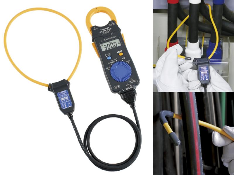 Ampe kìm đo dòng AC HIOKI 3280-70F
