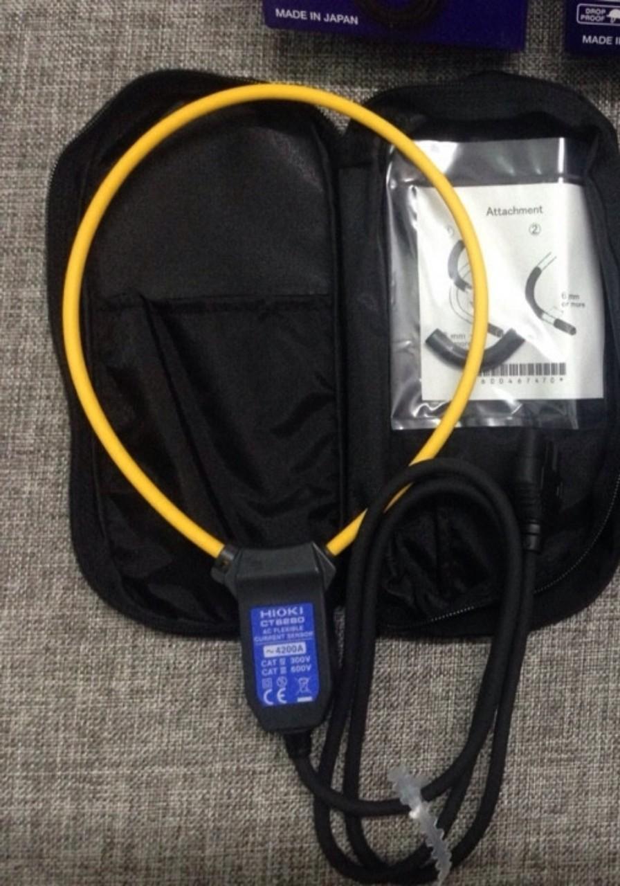 Đầu đo dòng điện dạng kìm Hioki CT6280