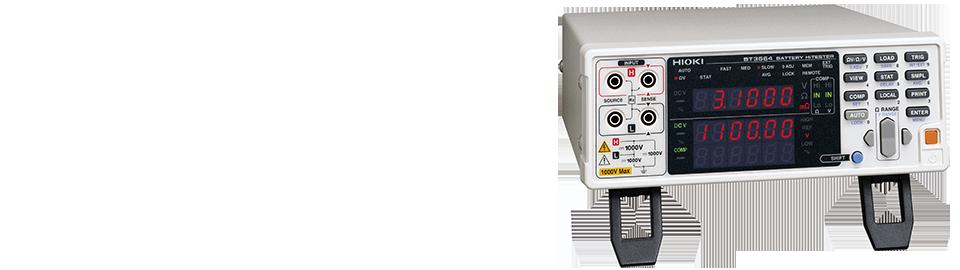 Đồng hồ đo điện trở bình ắc quy Hioki BT3564