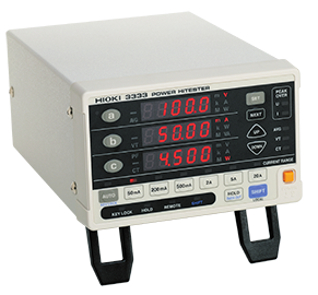 HIOKI 3333-01 POWER HiTESTER