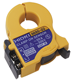 HIOKI 9695-02 CLAMP ON SENSOR
