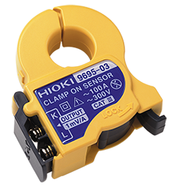 HIOKI 9695-03 CLAMP ON SENSOR