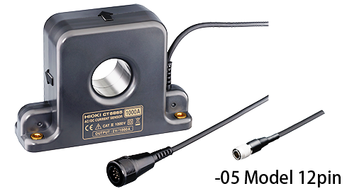 HIOKI CT6865 AC/DC CURRENT SENSOR