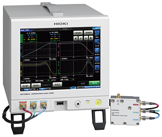HIOKI IM7580A-2 IMPEDANCE ANALYZER