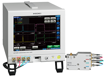 HIOKI IM7585-01 IMPEDANCE ANALYZER