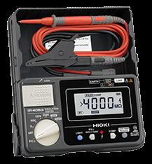 Hioki IR4053 - Đo Cách Điện Ngắn Mạch Mà Không Ngắt Điện