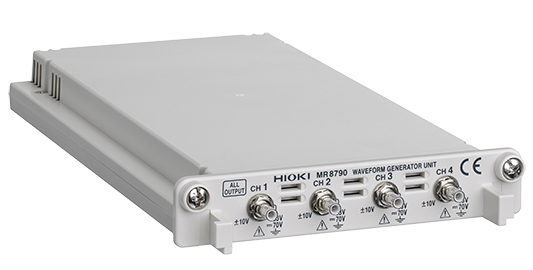 HIOKI MR8790 WAVEFORM GENERATOR UNIT
