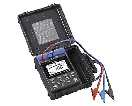 Hioki Ra Mắt High Voltage Insulation Tester IR3455
