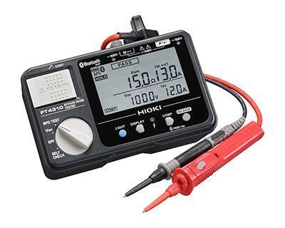 Hioki tung ra hệ thống Quang điện Bypass Diode Tester FT4310