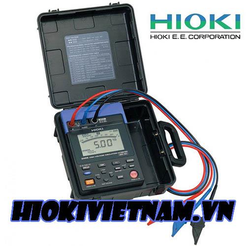HiokiVietNam Giới Thiệu Thiết Bị Đo Cách Điện Cao Áp IR3455