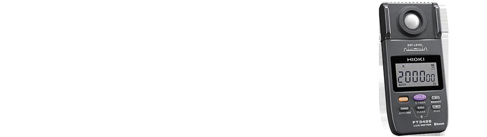 Máy đo cường độ ánh sáng Hioki FT3425