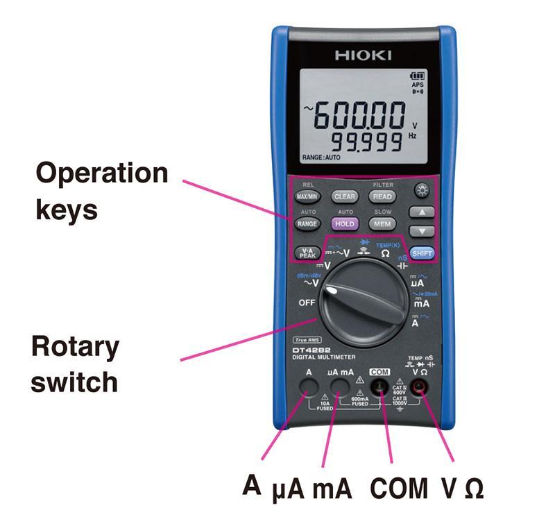 Multimeter Kỹ Thuật Số (DMM)