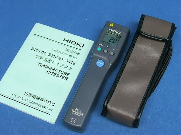 thiết bị đo nhiệt độ hioki 3415-01