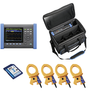 Thiết bị phân tích chất lượng điện HIOKI PQ3100-92