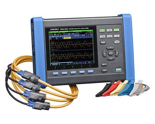 Thiết bị phân tích chất lượng điện HIOKI PQ3100