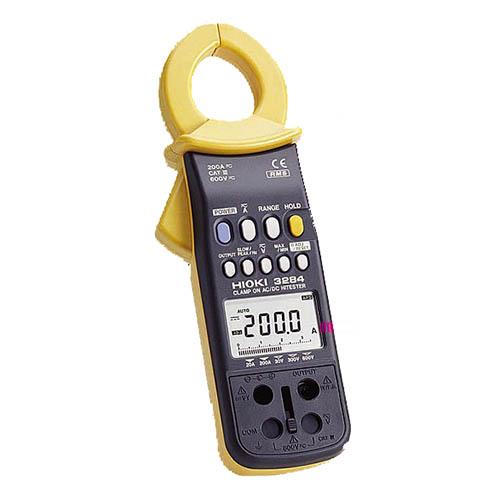 Thông Số Ampe kìm đo AC/DC Hioki CM4372