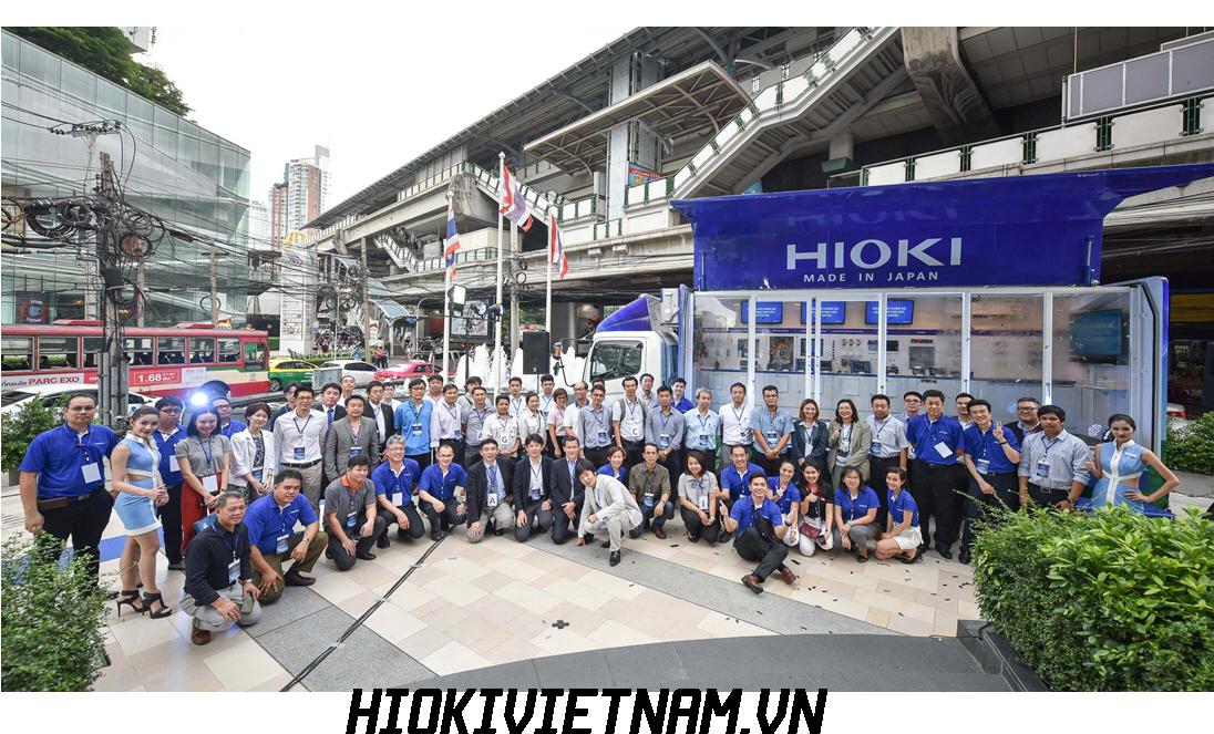Tổng Hợp Máy Phân Tích Chất Lượng Điện Hioki PQ3100