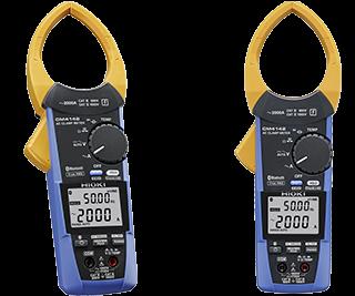 Ampe kìm AC Hioki CM4142 (Bluetooth®)
