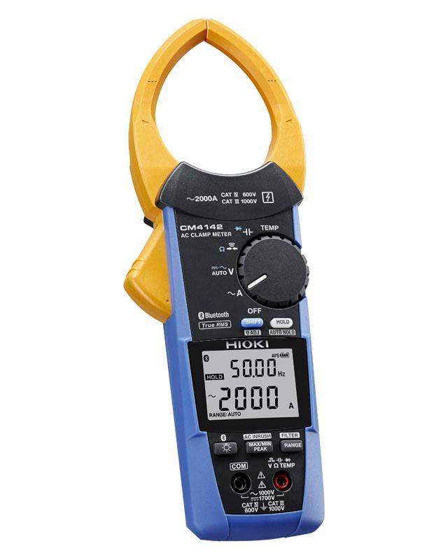 Ampe kìm đo AC Hioki CM4142