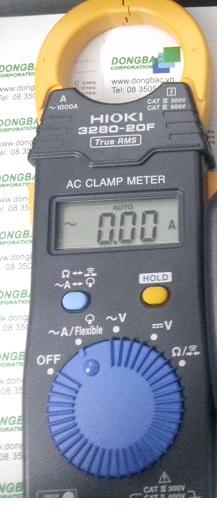 Ampe kìm đo dòng AC HIOKI 3280-20F