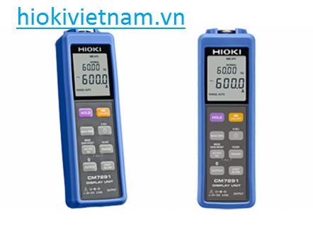 cảm biến dòng điện không dây Hioki CM7291