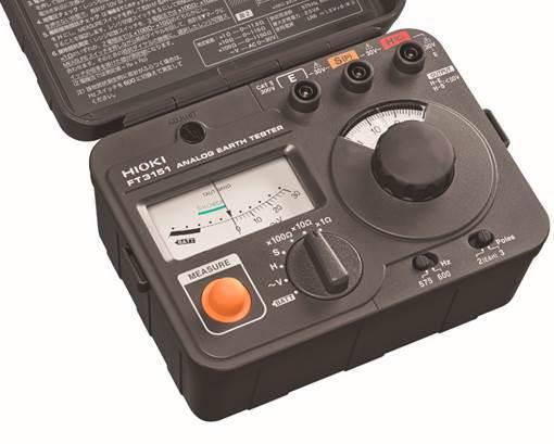 Đồng hồ đo điện trở đất Hioki FT3151