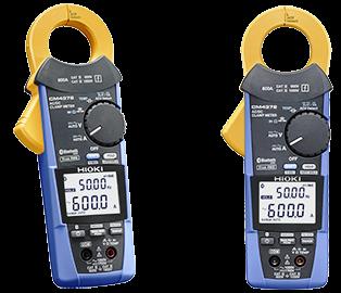 Ampe Kìm Hioki CM4371 and CM4373 AC/DC Clamp Meters