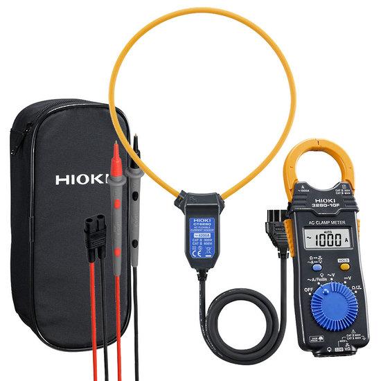 Hioki Ra Mắt AC Kẹp Meter 3280-10F Và 3280-20F