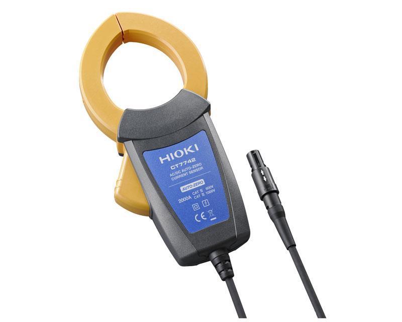 Hioki Ra Mắt Current Sensor CT7000 Series Và Display Unit CM7290