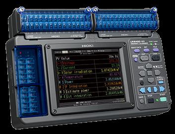 Thiết Bị Ghi Dữ Liệu Đa Kênh HIOKI LR8400-92 PV POWER VERIFIER