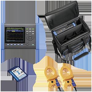 Thiết bị phân tích chất lượng điện HIOKI PQ3100-91