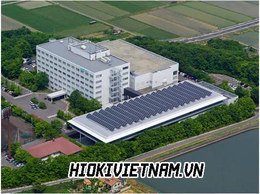 Tòa Nhà HIOKI Đạt Giải Thưởng Văn Phòng Mới Sáng Tạo Của Nhật Bản
